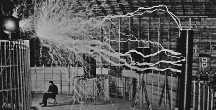 Did Nikola Tesla discover the secrets of Anti-gravity technology