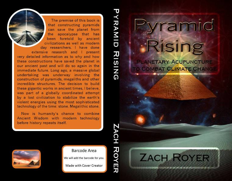 Pyramid Rising http://www.amazon.com/dp/149961439X/