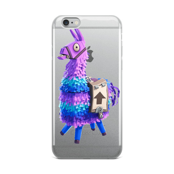 official photos f27d9 e08a7 Fortnite | Llama iPhone Case